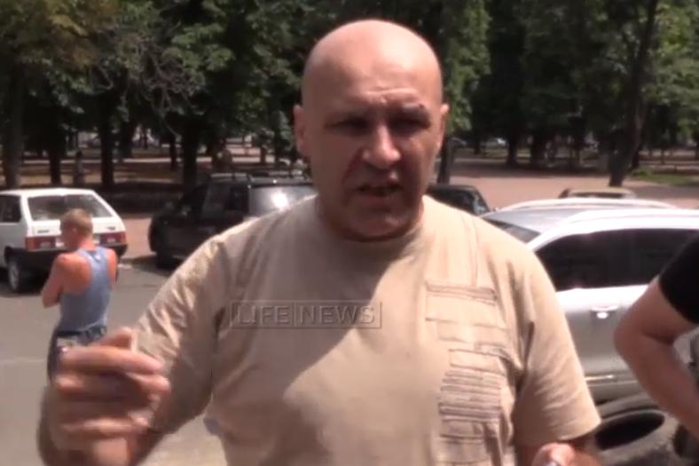 Таксист, подвозивший журналистов ВГТРК, рассказал об обстреле