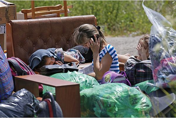 Жительница Донецка бросилась под поезд в Ростове-на-Дону