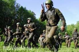 Войска центрального военного округа России подняты по тревоге