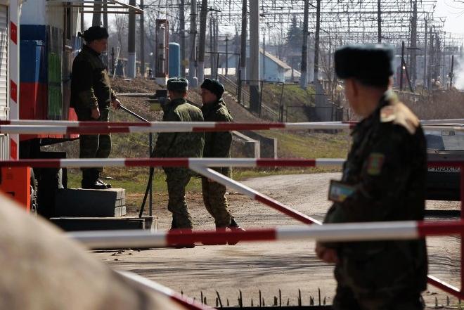 Семь человек госпитализированы после перестрелки на границе с Украиной
