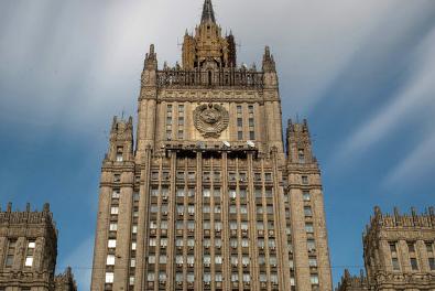 МИД РФ заявил, что действия ЕС ставят под сомнение характер партнерства с Россией