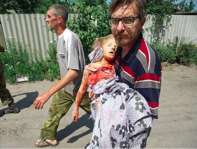 Ополченцы разместили призыв к России о помощи и рассказали о расстрелянной шестилетней девочке