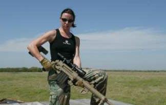 На границе с Ростовской областью ликвидирована польская снайперша