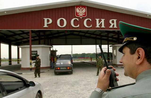 Украинский снаряд разорвался на посту таможни России