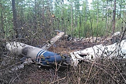 На борту разбившегося в Хабаровске вертолета Ми-8 были десантники