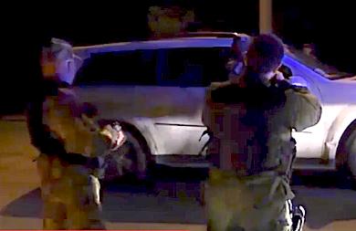 Ночью Луганск патрулируют супергерои