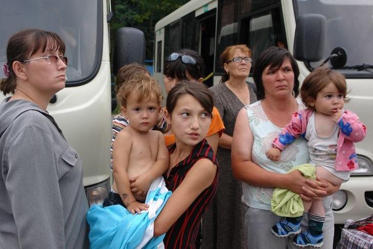 Пансионаты волгоградской области приютят детей из Луганска