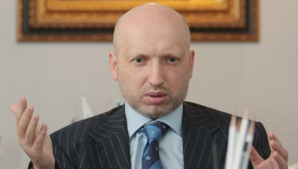 Турчинов признал - большинство в Крыму было пророссийским