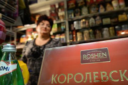 Белоруссия ограничила импорт украинских кондитерских изделий