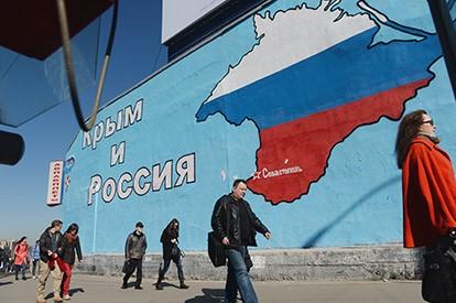 Немецкие социологи: 93 процента крымчан поддерживают воссоединение с Россией