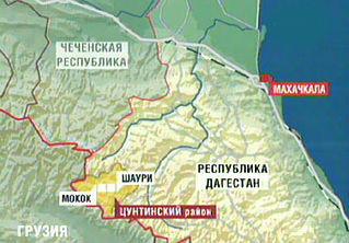 В автобусе, сорвавшемся в реку в Дагестане, погиб один ребенок