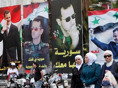 В Сирии прошли первые выборы президента. Башар Асад в лидерах