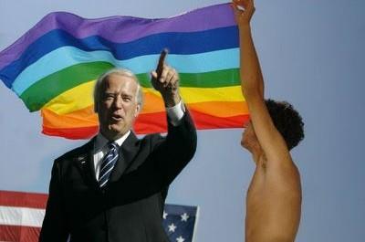 Вице-президент США Байден: Защита прав гомосексуалистов важнее национальной культуры