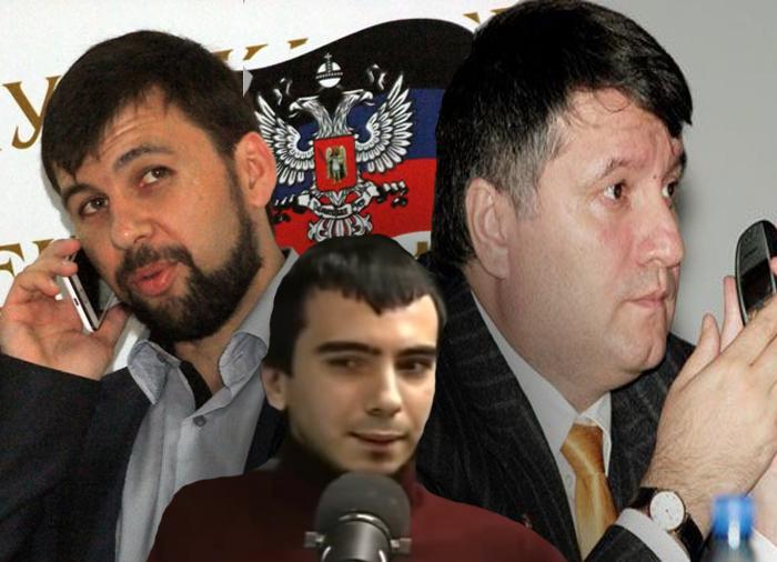 Пранкер почти договорился о мире на Украине