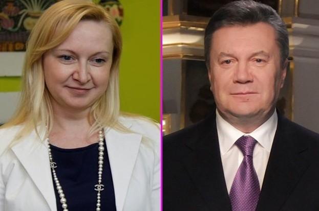 Янукович с гражданской женой находятся в Сочи