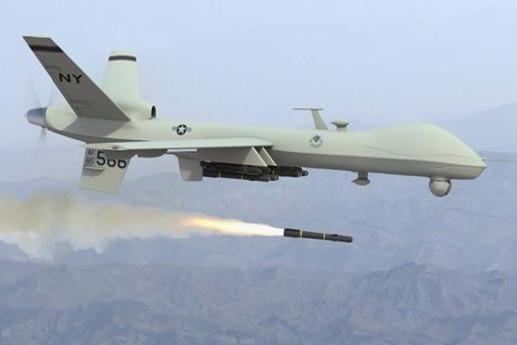 Американская авиация нанесла удар по позициям боевиков в Ираке, вопреки своим же словам