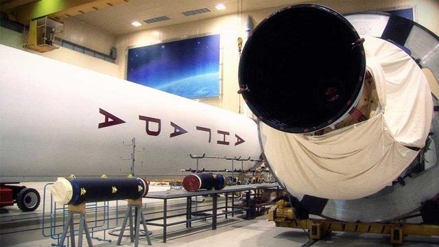 Сергей Шойгу: « отставание работ по созданию ракет «Ангара» ликвидировано»