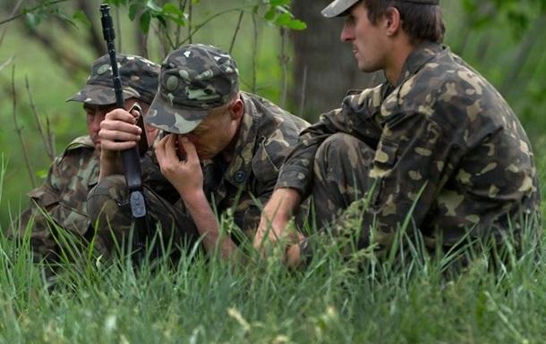В ходе АТО в Донецкой области погиб командир второго взвода Нацгвардии