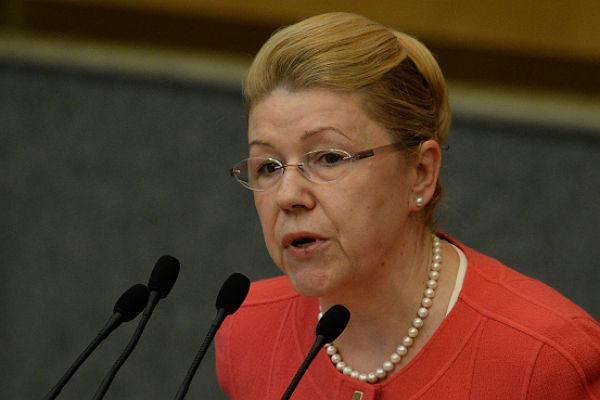 Елена Мизулина: 70% детского порно приходится на Украину