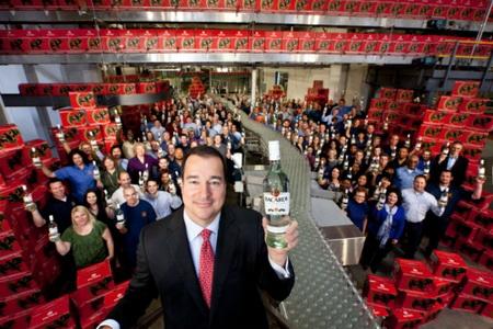В России начнут разливать виски Bacardi и Diageo