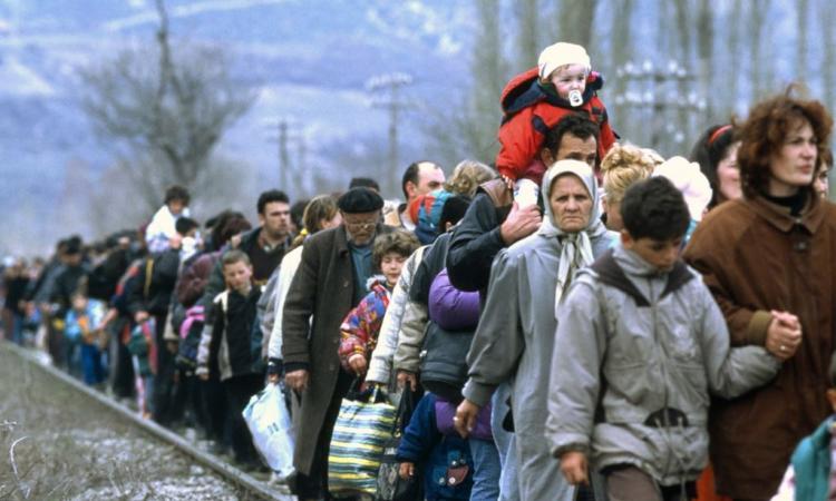 В Красноярском крае приютили беженцев из Украины