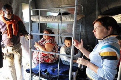 За сутки в Ростовскую область прибыли 7 тысяч беженцев из Украины