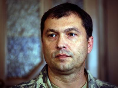 Болотов: Украинские военные не дают унести раненых и убитых c поля боя