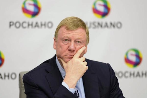Анатолий Чубайс заразился коронавирусом