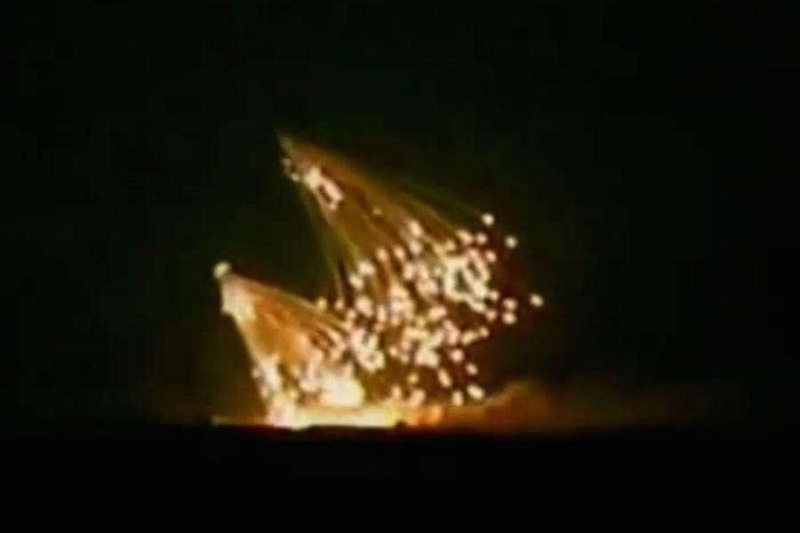 Джен Псаки не знала о фосфорных бомбах под Славянском и предположила их применение «русскими»