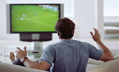 Четверо красноярцев слишком громко смотрели дома футбол этой ночью