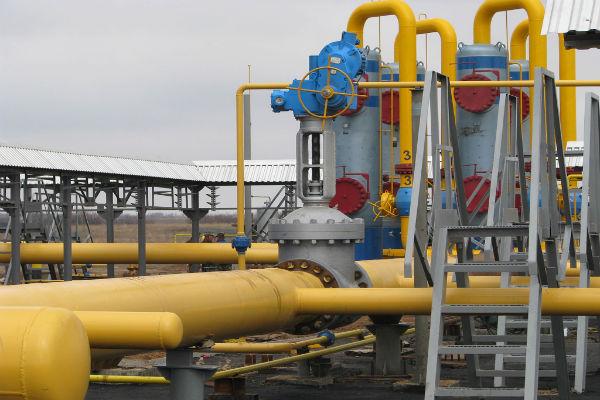Газпром перевел Украину на предоплату