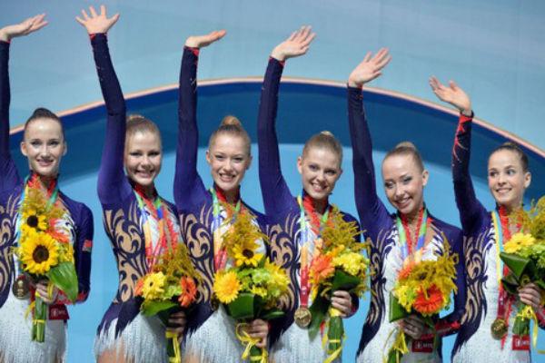 Азербайджан не хочет, чтобы белорусские гимнастки выступали под музыку Хачатуряна