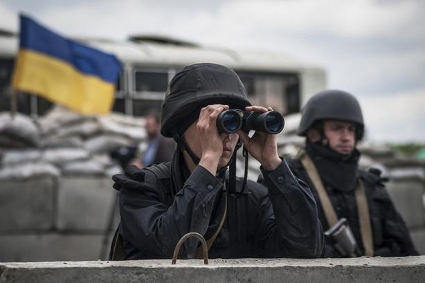 Украина усилила госграницу с Россией