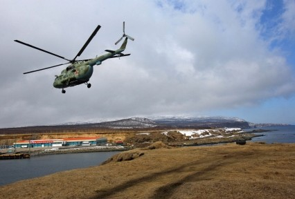 Под Мурманском разбился вертолет с чиновниками