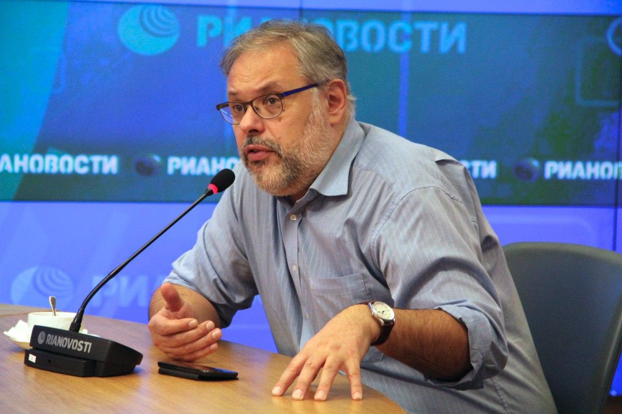 Хазин: Украина делает все, чтобы Юго-Восток отделился