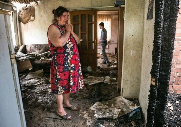 Славянск находится на грани катастрофы