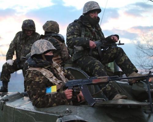 Эксперт: после захвата юго-востока Украины Нацгвардия пойдёт на Крым
