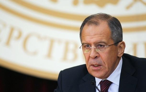 Россия настаивает на общенациональном диалоге на Украине