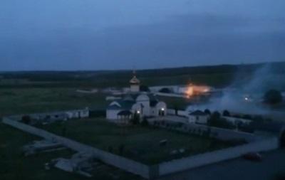В Луганске снова возобновилась стрельба