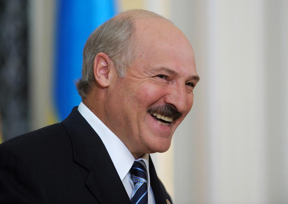 Лукашенко не боится приезда Путин на танке