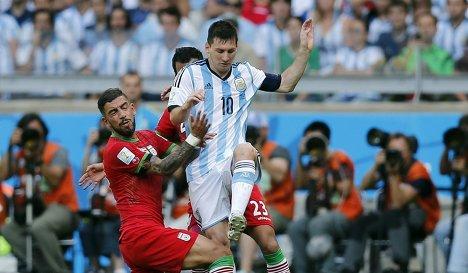 Месси досрочно вывел сборную Аргентины в 1/8 финала ЧМ по футболу