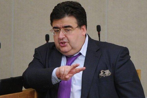 Митрофанов лишен депутатской неприкосновенности