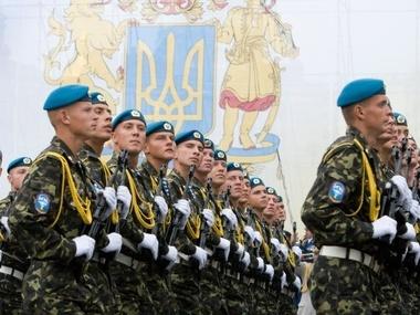 До окончания перемирия Украина расширила полномочия сил АТО
