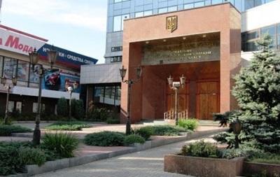 Вооруженные люди вынесли оборудование из управления Нацбанка в Донецке