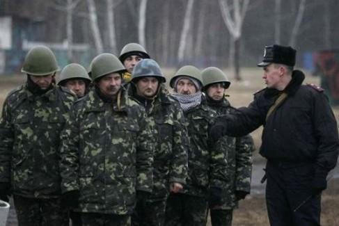 На Украине создадут центры для поиска желающих служить