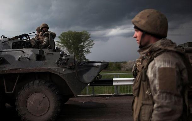 В Славянске и Краматорске с ночи вновь идут бои