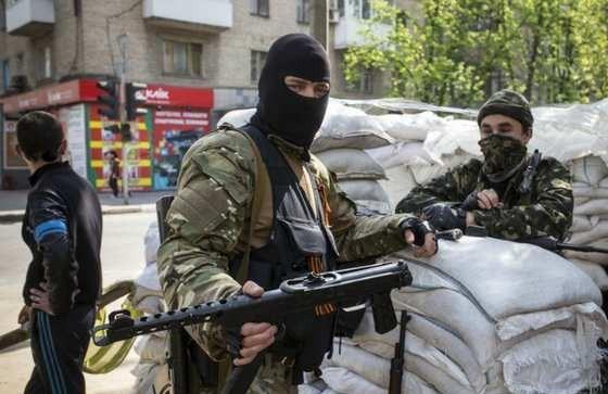 Ополченцы на юго-востоке Украины прекратили огонь