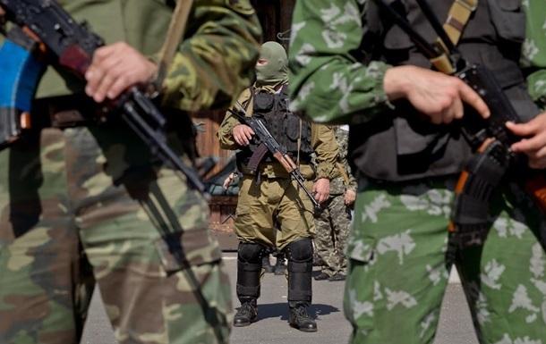 В Первомайске ополченцы захватили военкомат