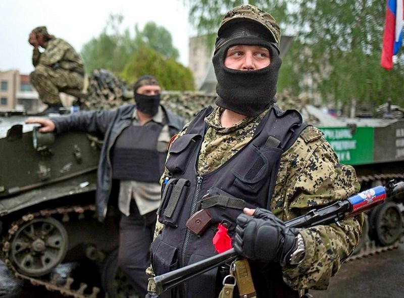 Ополченцы ДНР отбили атаку Нацгвардии на Славянск
