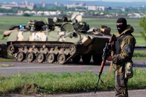 На Юго-востоке Украины применяется бактериологическое оружие?